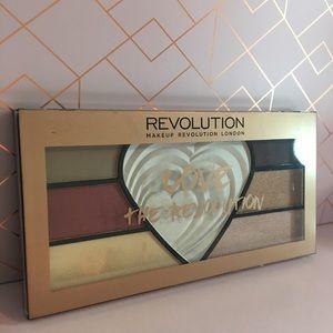 Makeup Revolution Love the Revolution Palette